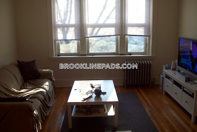 Brookline Apartment for rent 3 Bedrooms 1 Bath  Boston University - $4,050