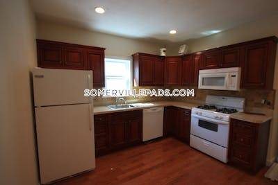 Somerville Apartment for rent 4 Bedrooms 2 Baths  Tufts - $3,700