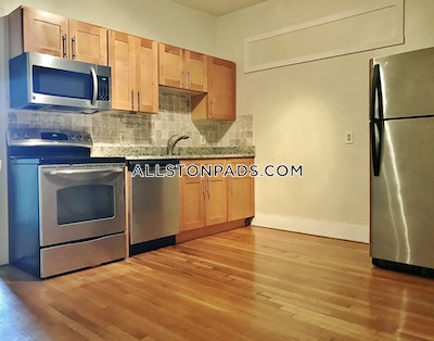 Allston Nice 3 Beds 1 Bath on on Park Vale  Boston - $3,000