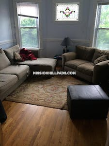 Mission Hill Apartment for rent 4 Bedrooms 1 Bath Boston - $3,400