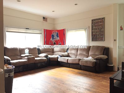 Mission Hill 5 Beds 2 Baths Boston - $5,800