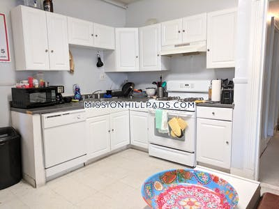 Mission Hill 3 Beds 1 Bath Boston - $3,500