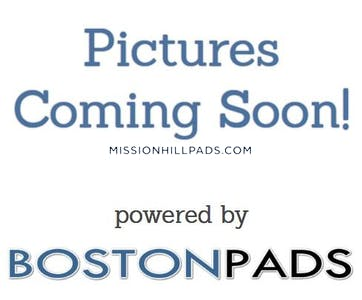 Mission Hill Apartment for rent 1 Bedroom No Bath Boston - $1,650
