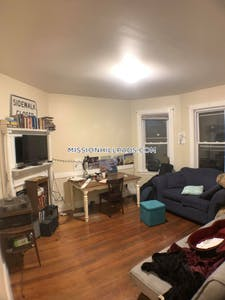 Mission Hill Outstanding 4 bed 1 and a half bath in Mission Hill  Boston - $3,400