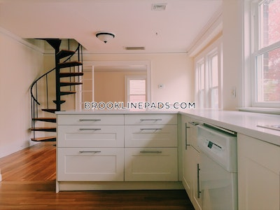 Brookline Apartment for rent 4 Bedrooms 1.5 Baths  Coolidge Corner - $3,600