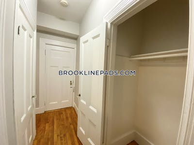 Brookline Apartment for rent Studio 1 Bath  Coolidge Corner - $1,595 No Fee