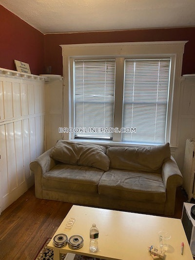 Brookline Apartment for rent 4 Bedrooms 1 Bath  Washington Square - $3,800
