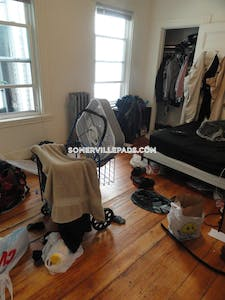 Somerville Apartment for rent 4 Bedrooms 1 Bath  Dali/ Inman Squares - $2,950