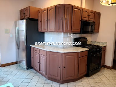 Somerville Stunning 4 Beds 2 Baths  Union Square - $3,200